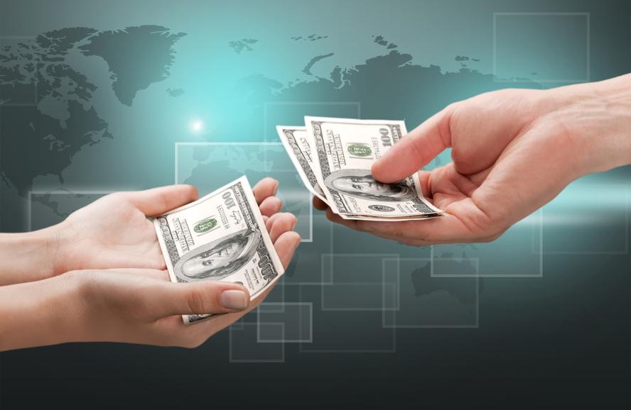 Pagamento internacional de pensão alimentícia
