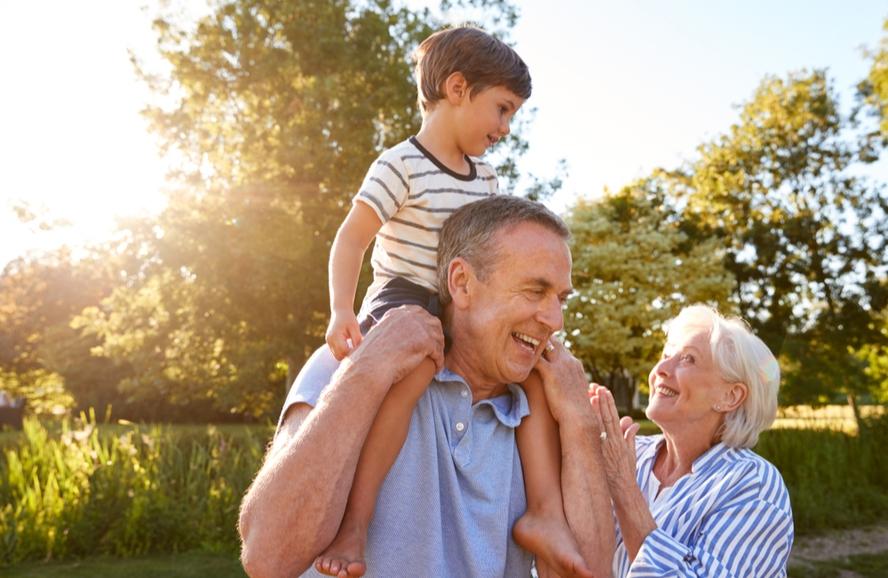 Direito de visita: avós podem ser proibidos de ver os netos?